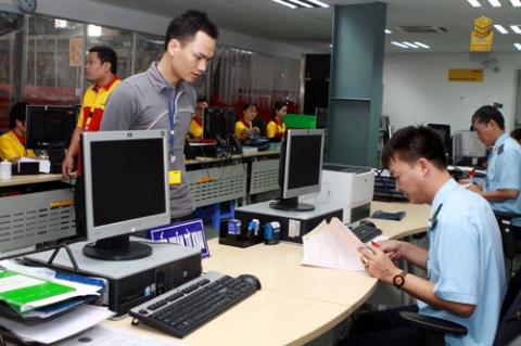 """""""Điểm nổ"""" của thị trường bưu chính chuyển phát Việt Nam"""